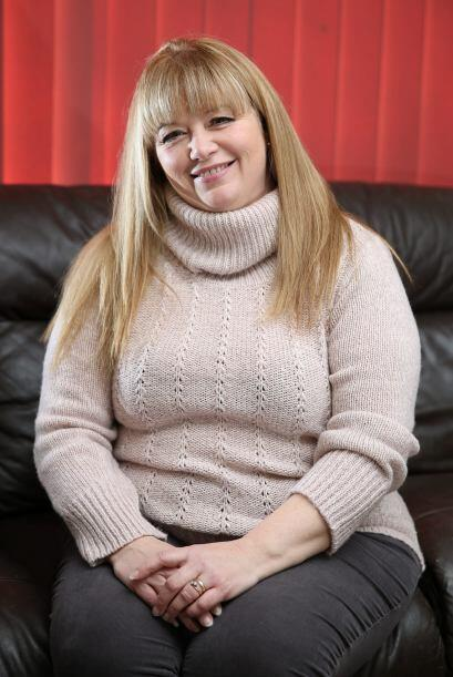 Sarah trabaja como enfermera en el hospital Hull Royal Infirmary, en el...