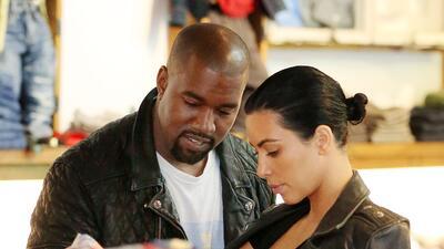 """""""Para siempre"""": así es el amor que se tienen Kim Kardashian y Kanye West"""