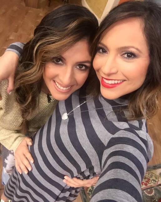 Satcha Pretto embarazo (21 de enero)