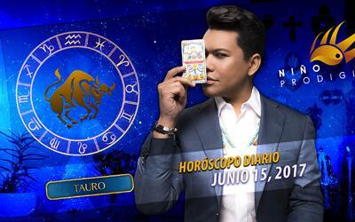 Niño Prodigio - Tauro 15 de junio 2017