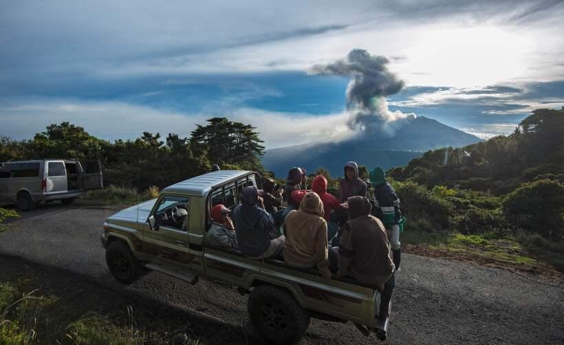 Volcan Costa Rica
