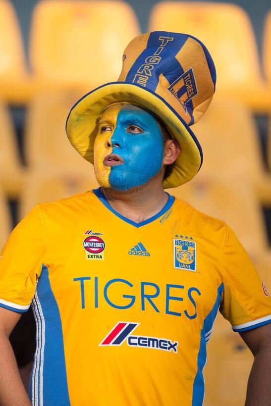 El Estadio Universitario vibró con el partido de ida en la Gran Final de...