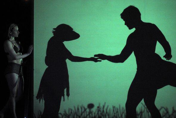 Los bailarines que aceptaron el proyecto de Shadowland se enfrentaron co...