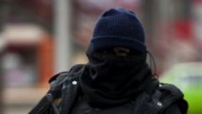 Un enfrentamiento entre militares y pistoleros en Agualeguas, un pueblo...