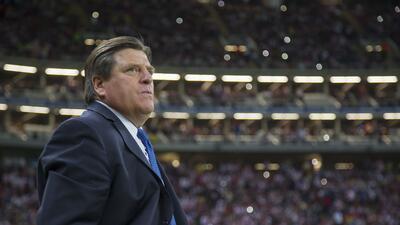 Herrera es un firme candidato a dirigir al Tri después del Mundial.