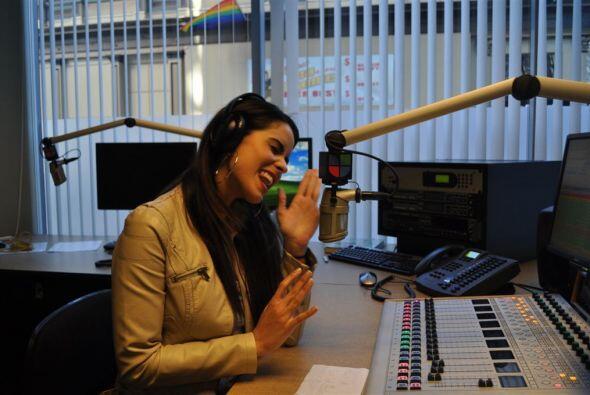La puertorriqueña recordó cuando audicionó hace casi un año y su talento...