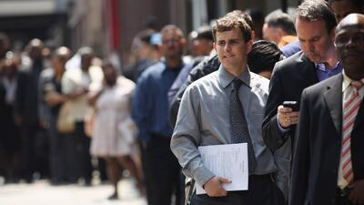 Aumenta el desempleo entre los hispanos en EEUU