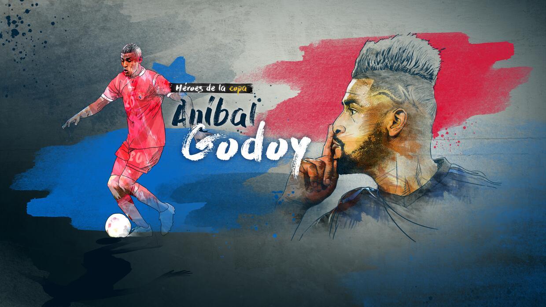 Apertura Héroes de la Copa - Aníbal Godoy