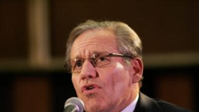 Bob Woodward, el célebre periodista del Washington Post, recordado por d...