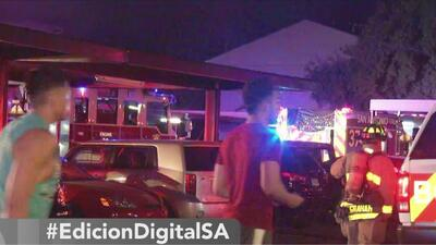 Incendio en un complejo de departamentos al noroeste de San Antonio deja un muerto y dos heridos