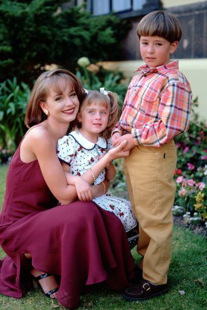 Niños de telenovelas