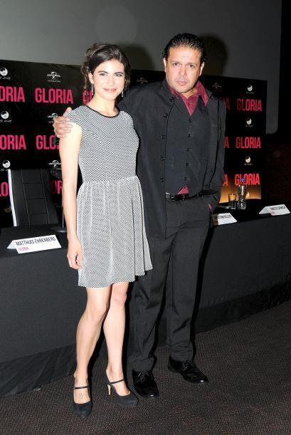 Sofía Espinosa y Marco Pérez son los protagonistas de esta...