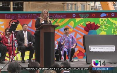 Arranca oficialmente el proyecto del Nuevo Museo Mexicano en San Francisco