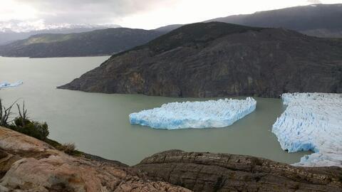 Esta imagen fue difundida por la Corporación Nacional Forestal en...