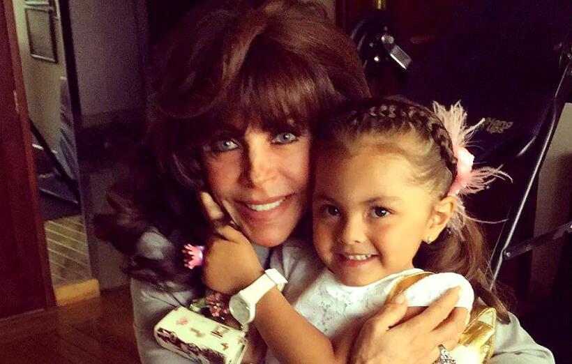 Veronica Castro ya tiene sucesora, su nieta