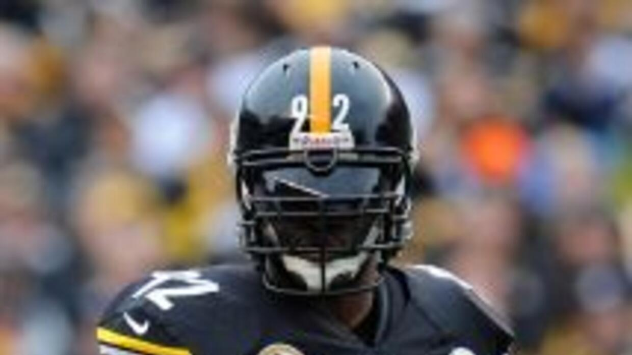 James Harrison podría salir de Pittsburgh.