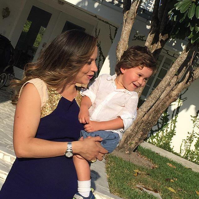 Satcha Pretto embarazo 2016