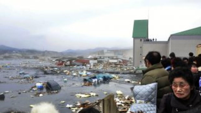 Se cree que el terremoto en Japón provocó la muerte de cientos de personas.