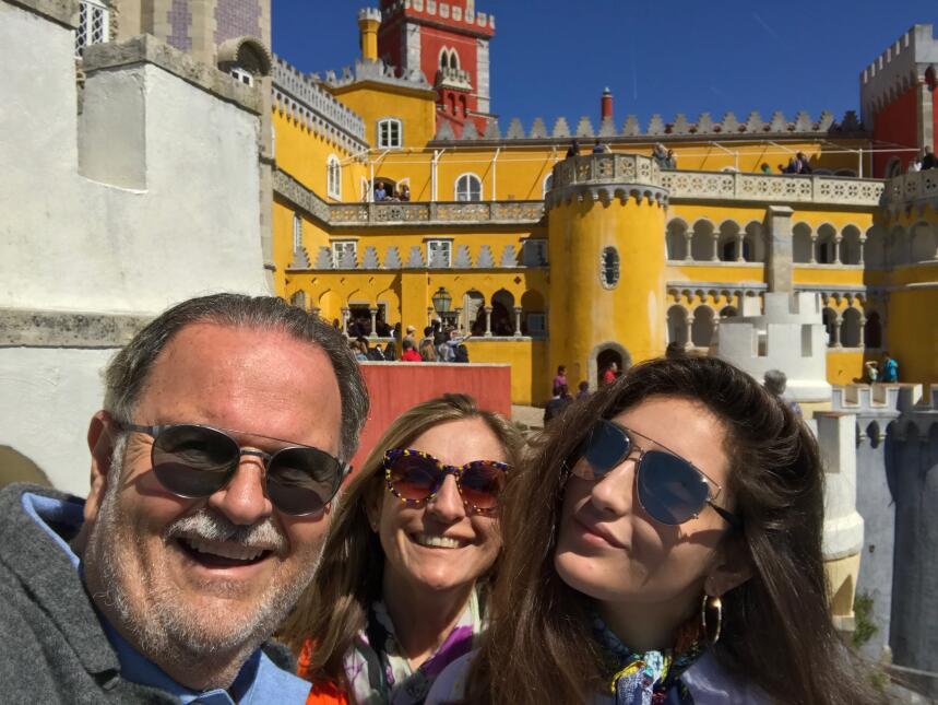¡Quedaron fascinados! Así fue el viaje familiar de Raúl y su familia por...