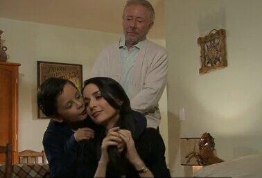 Así luce el pequeño 'Guillo' de 'Amores verdaderos' a 5...