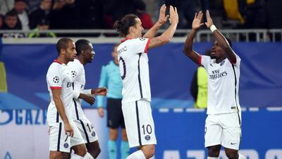 Los franceses comparten el liderato con Real Madrid