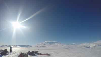 Este es el 'barrio' de la Antártida donde vive la ciencia del clima
