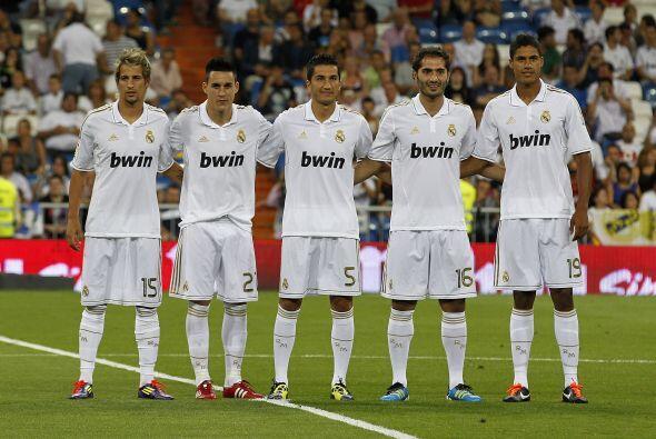 Real Madrid disputó una edición más de 'si trofeo', el Santiago Bernabéu.