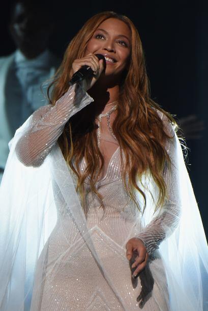 Beyoncé cantó el tema 'Selma', el cual es el soundtrack de la misma pelí...