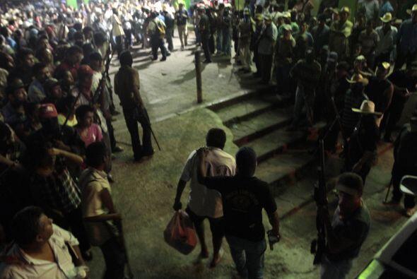 En Guerrero, el gobierno federal instalará una mesa de recepción de peti...