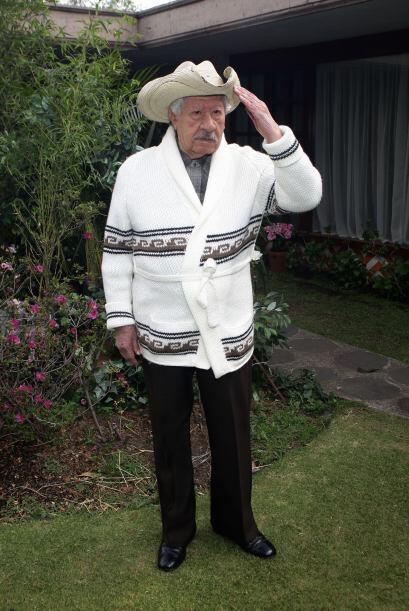 Por su parte, el primer actor Ignacio López Tarso interpretará al papá d...