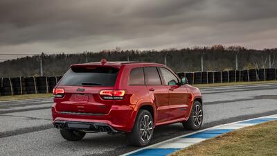 Fotos: Jeep Grand Cherokee Trackhawk 2018