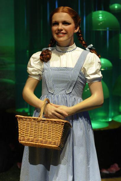 """Judy Garland La legendaria actriz de """"The Wizard of Oz"""" murió a los 47 a..."""