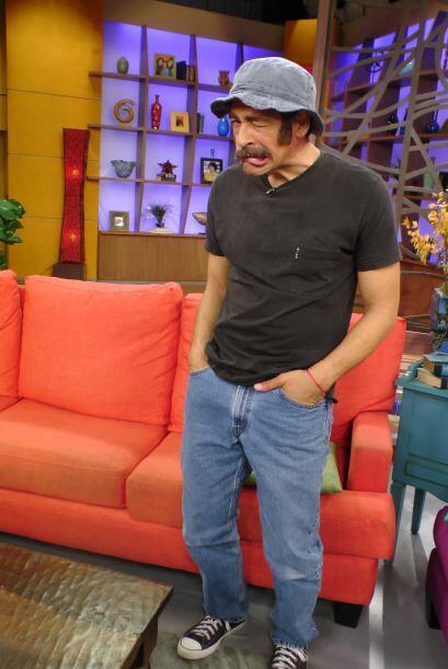 Johnny es el hermano gemelo de 'Don Ramón'.