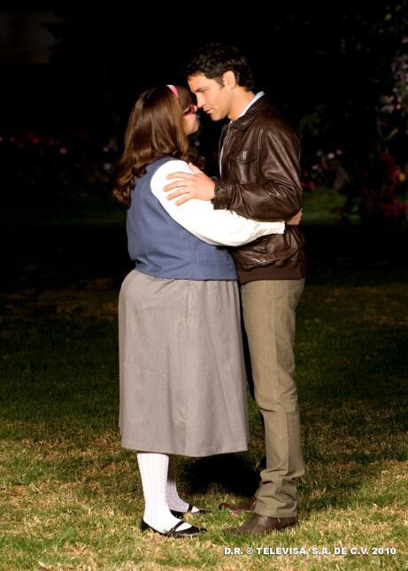 Su amor comenzó en el set