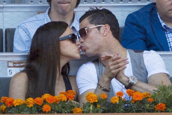 Irina Shayk y Cristiano Ronaldo definitivamente son otra de las parejas...