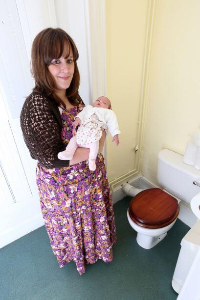 Hannah Brown tuvo a su bebé inesperadamente, ya que todavía le faltaban...