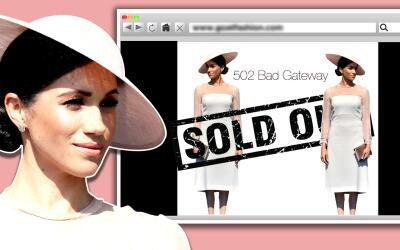 MEghan sold out