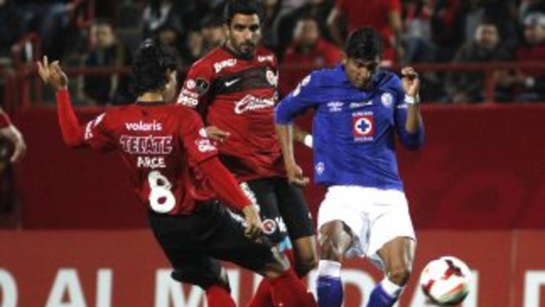 Tijuana y Cruz Azul por su pase a la final de la CONCACAF.