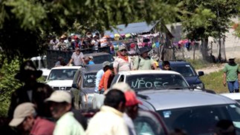 Autodefensas resurgen en Michoacán.