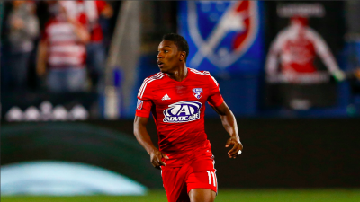 Fabián Castillo de FC Dallas