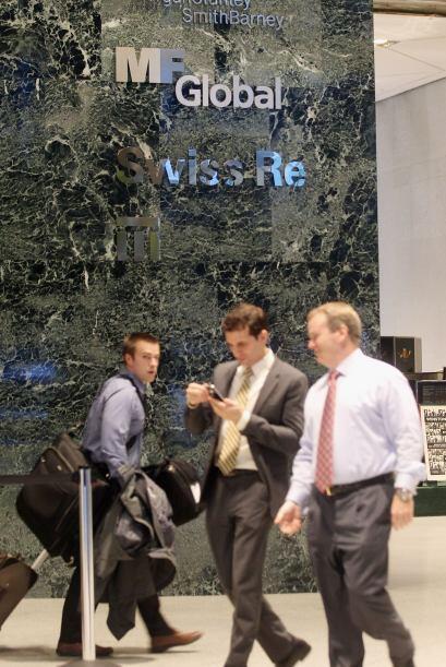 """MF GLOBAL """" Unos 1,066 empleados de MF Global fueron despedidos con efec..."""
