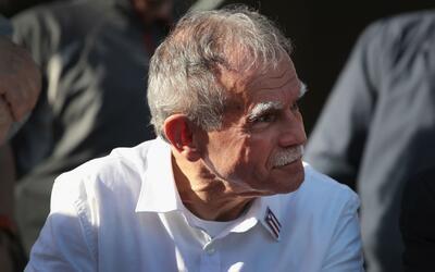 Oscar López Rivera asiste a la apertura del aniversario 35 de las Fiesta...