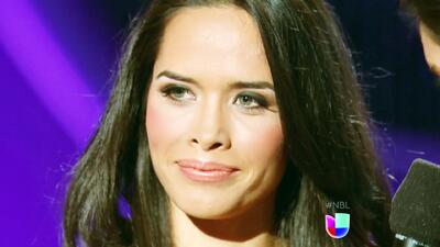 El sueño terminó para María Delgado, al ser eliminada de la competencia