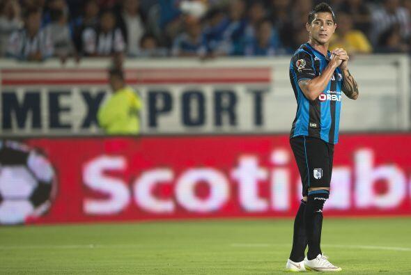 Como contención se encuentra Danilo Verón, mejor conocido como 'Danilinh...