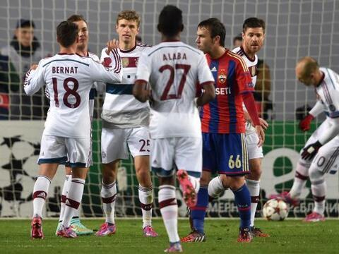 Este martes arrancó la fecha dos de la UEFA Champions League con...