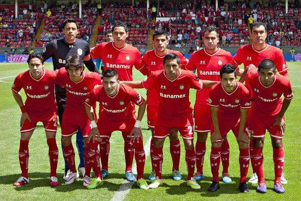 Los Diablos del Toluca se quedaron a un paso de la final en el torneo an...
