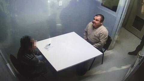 La mayoría de los delitos contra 'El Chapo' implican penas de cad...
