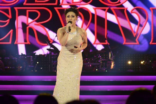 En la tercera gala, Michelle cantó con el corazón en la que sería su últ...
