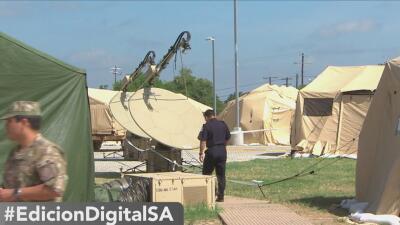 Comandos de las Fuerzas Armadas llegan a San Antonio para un entrenamiento anual en bases militares