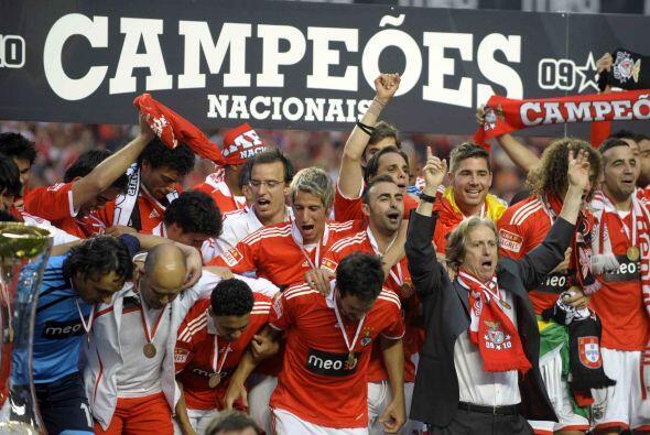 Esta es la ocasión número 32 en que las 'Aguilas' portugue...